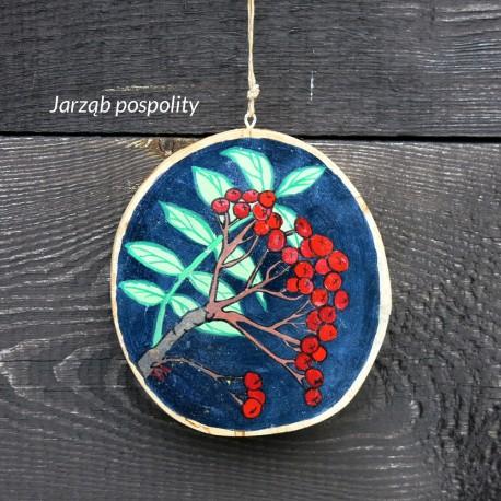Jarząb - dekor