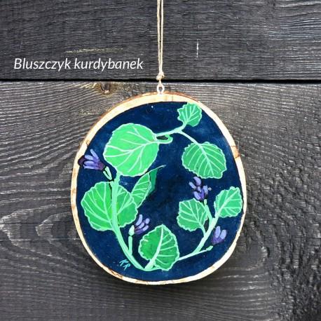Bluszczyk kurdybanek - dekor
